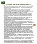 Gewinner über ihren Natur Erlebnis Tag 2015 Kita Lettgenbrunn