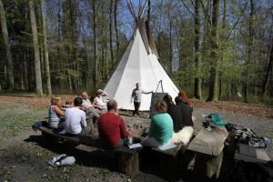 Wildnispädagogik Ausbildung