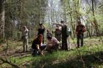 Ankündigung Wildnispädagogik Fortbildung Offenbach