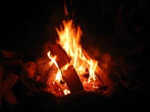 Feuer Wildnispädagogik Ausbildung Wurzeltrapp Wildnisschule